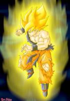 Goku SSJ by Shadowdog-m8
