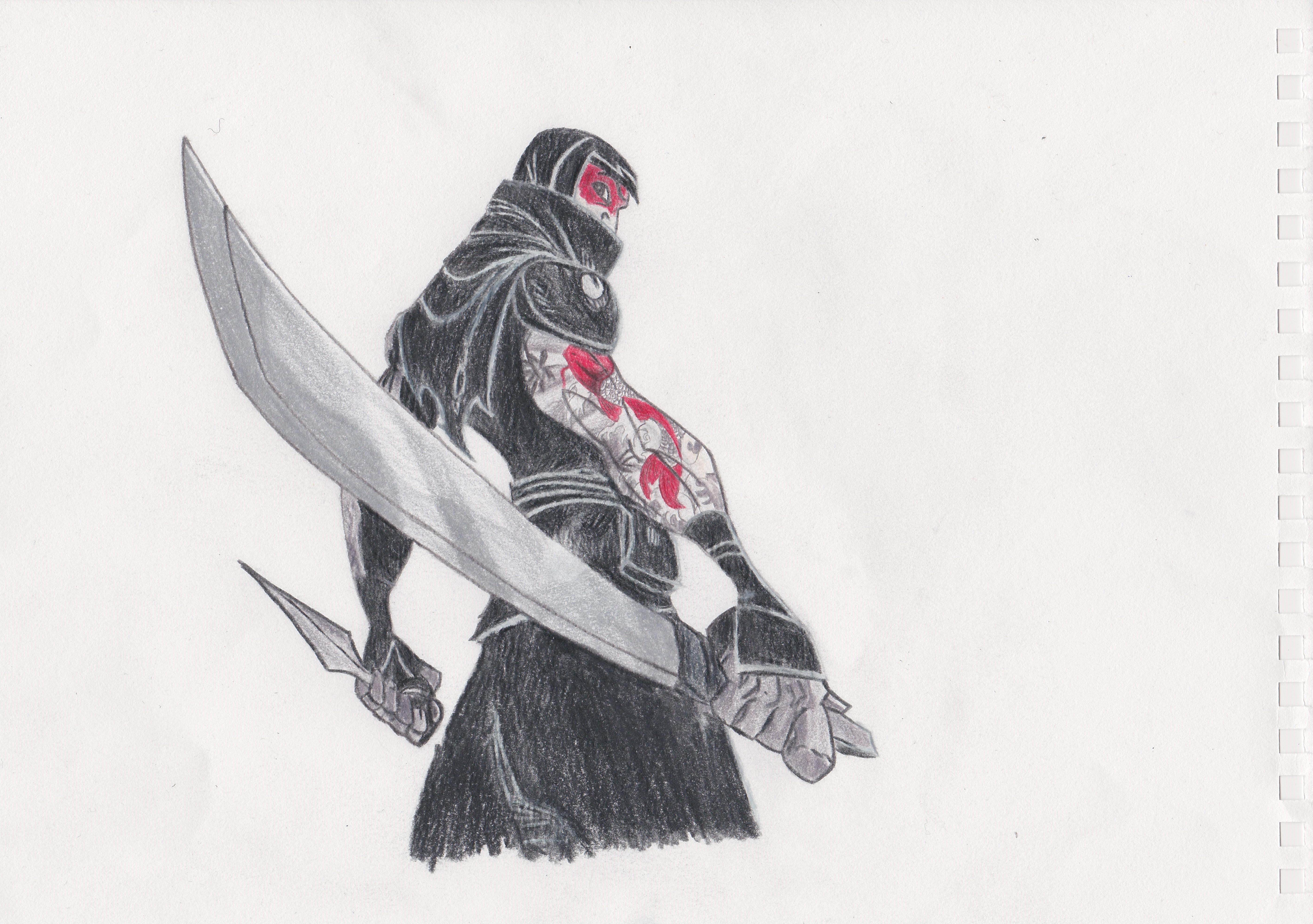 Mark Of The Ninja By Theflyingbeer On Deviantart