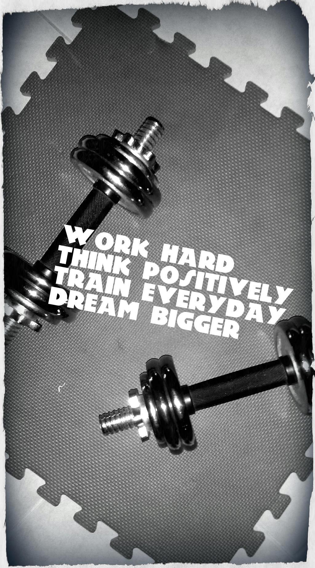 work hard by littlegreencow