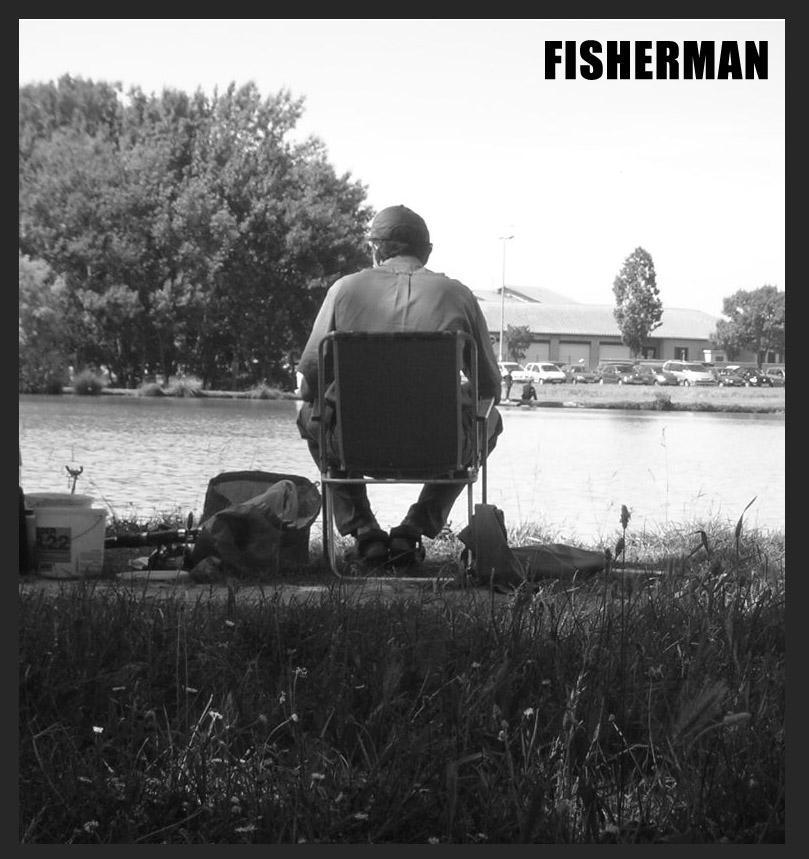 fisherman by littlegreencow