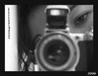 an eye on the world by littlegreencow