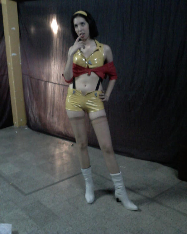 faye valentine sex. faye valentine video.