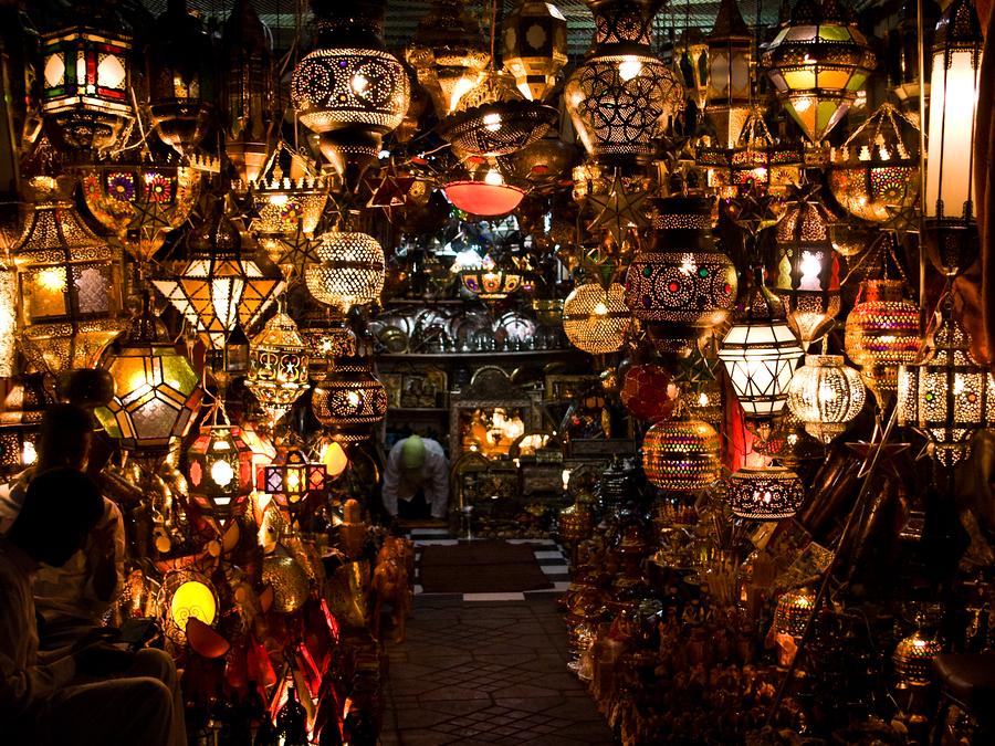 1001 Magic Lamps by madhubuti