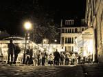 Montmartre by madhubuti