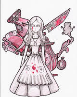 alice madness return by cucciong