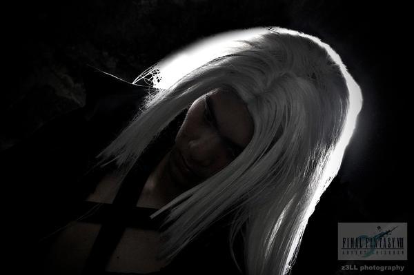 FF7: Sephiroth by z3LLLL