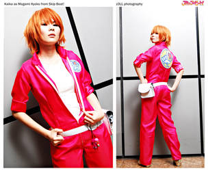 Skip Beat: Mogami Kyoko by z3LLLL