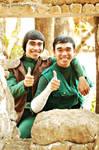 Naruto: Sir Gai and Rock Lee