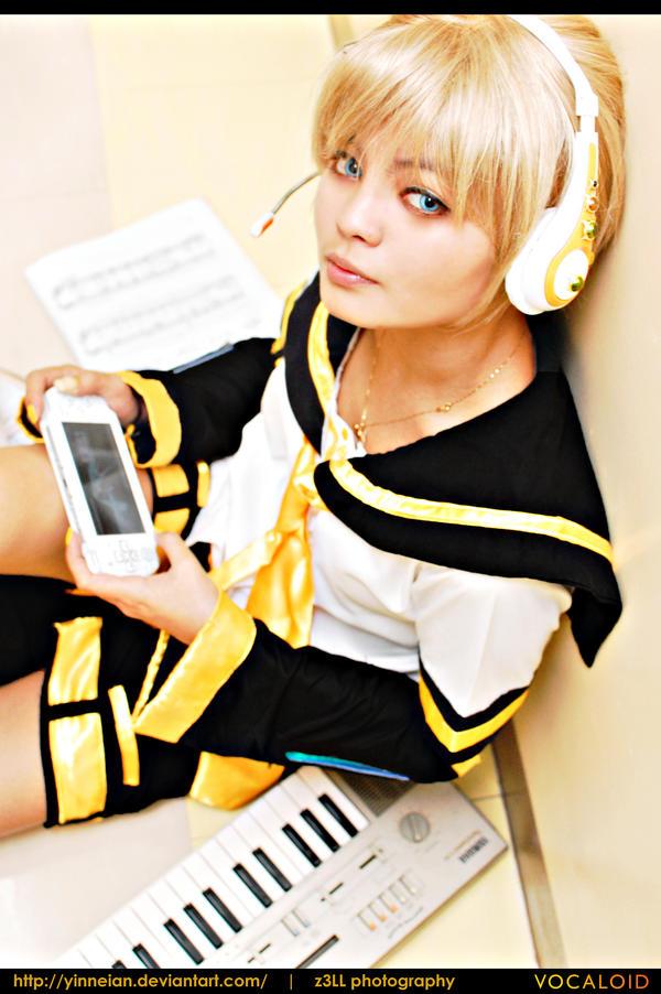 Vocaloid : PSP Break by z3LLLL