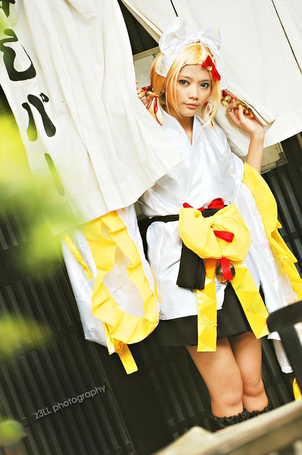 Kagamine Rin by z3LLLL