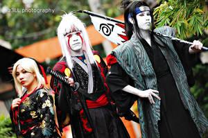 Naruto: Legendary Sannins 3