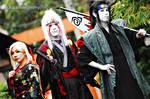 Naruto: Legendary Sannins 3 by z3LLLL