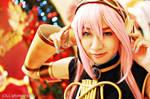 Vocaloid: Megurine Luka III by z3LLLL