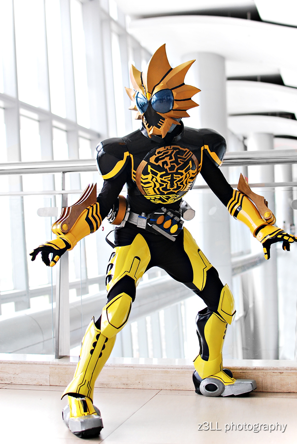 Kamen Rider OOO: Latorartar by z3LLLL