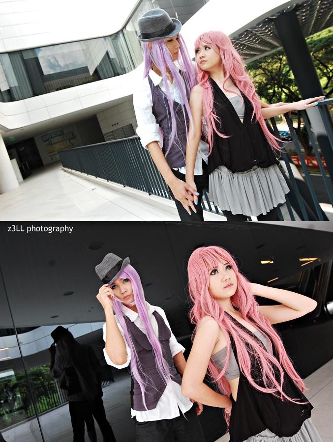 Vocaloid: Kiss by z3LLLL
