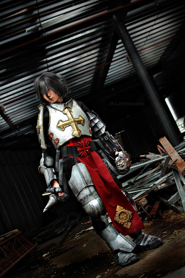 Ragnarok Online: Lord Knight by z3LLLL