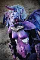 Claymore: Priscilla Awakened Form by z3LLLL