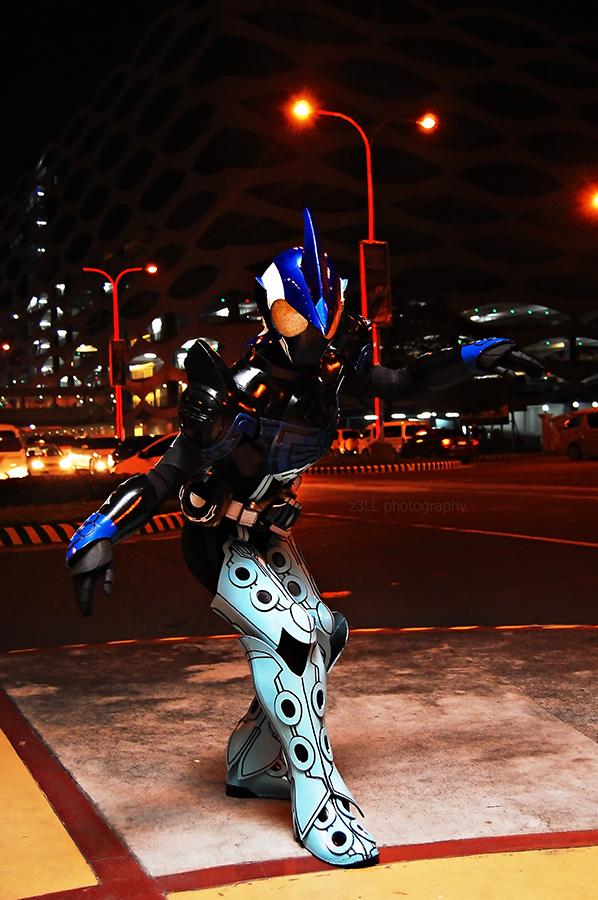 Kamen Rider 000: Shauta by z3LLLL
