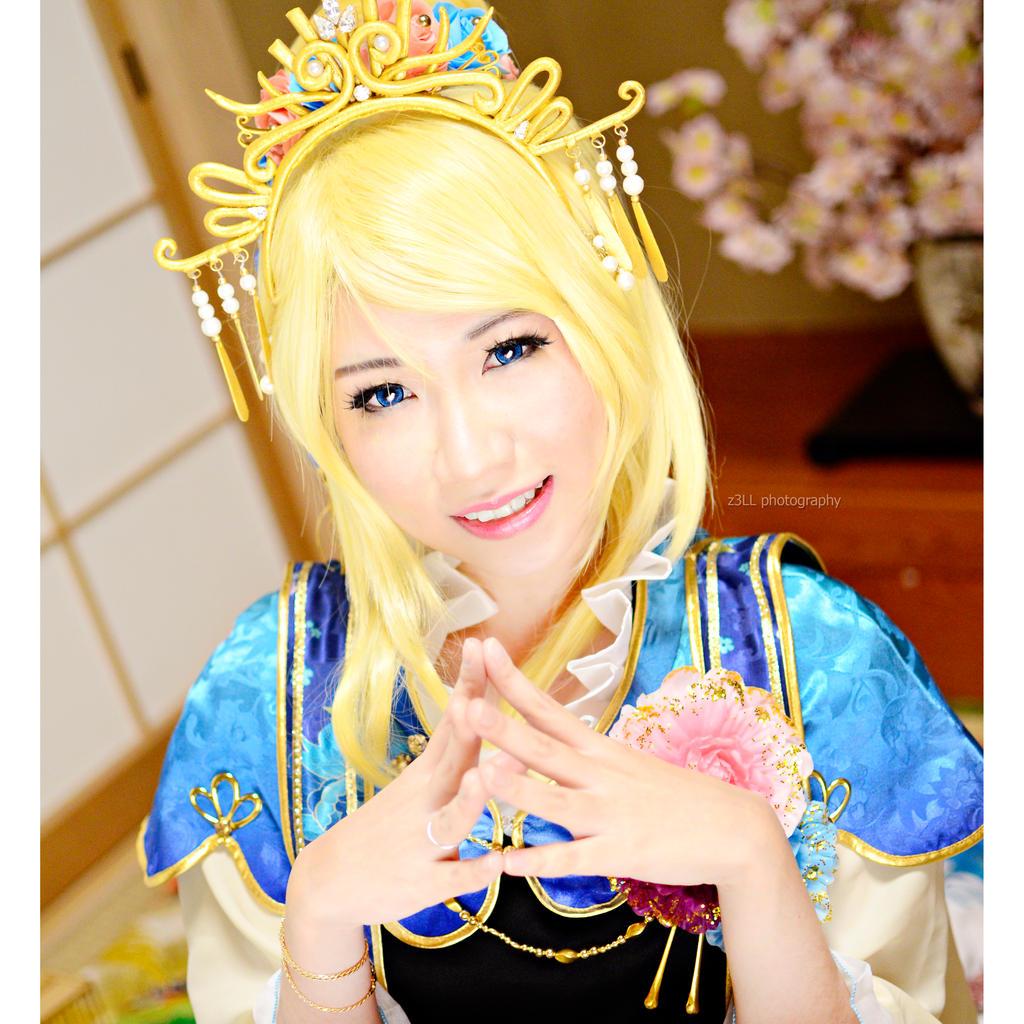 Love Live: Eli | 7 Lucky Gods by z3LLLL