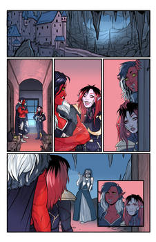 Sinister Sisters Epilogue, Page 3