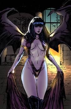 Vampirella (color sample 1)