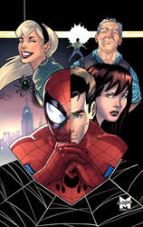 Spider Man and Friends COLORS