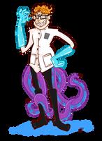 Dr. Octavius Brine by Smurfwizard