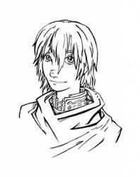 Free Sketch -  Arden