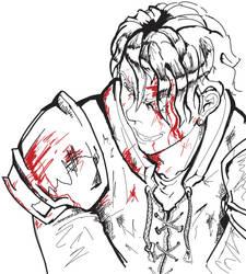 Bloody warrior W.I.P.