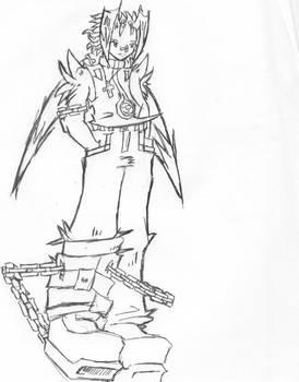 Dai-go's Aurora Garb