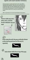 small smoke tutorial by amiko16