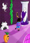 Undertale : The Ruins