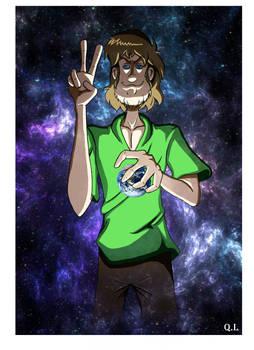 Galaxy Peace Shaggy