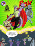 Papy and Jr present : Spike a la rescousse ! by PapyJr13