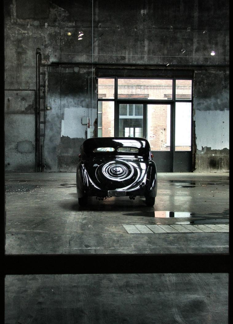 Schlumpf Bugatti Type 57 by tezzan