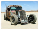 El Mirage Rat Rod