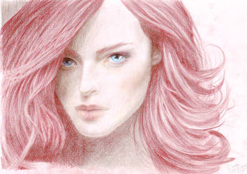 Frost pink