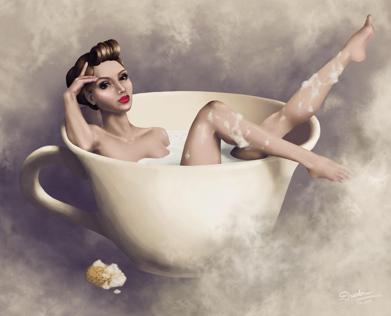 Dreamy creamy Cleopatra