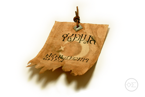 Gerudo's card by enguerrand