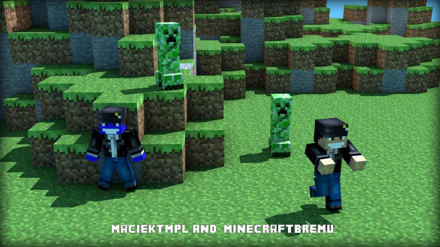 maciek and bremu minecraft -#main