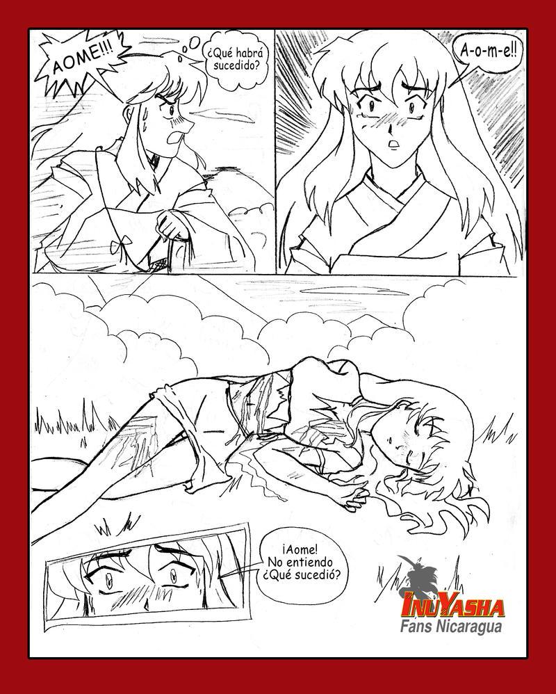 Spoiler 3 Doujinshi InuYasha by Arashi-GEMARA
