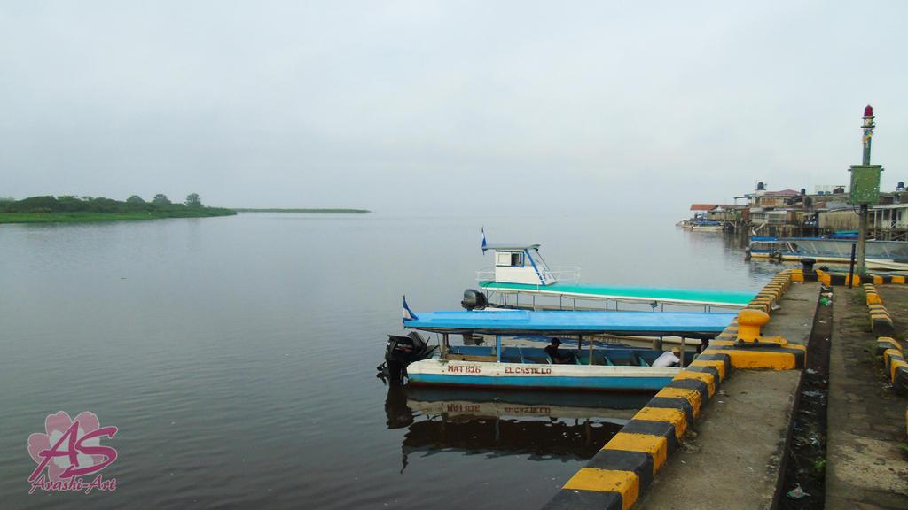 Rio San Juan de Nicaragua by Arashi-GEMARA