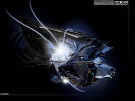 Cyber 4D light by OV3RdoseArt