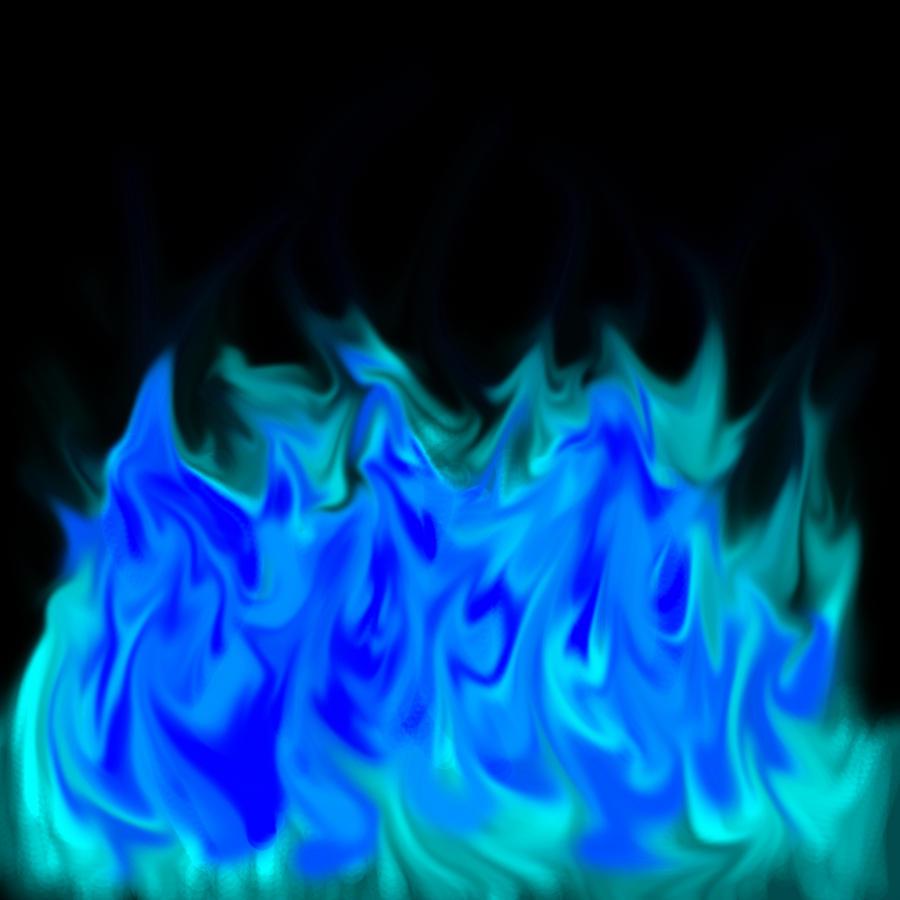 Blue Fire Blue fire by agentspaxBlue Fire A