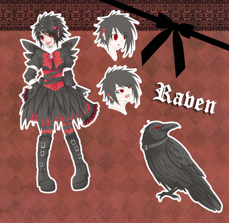 CR-Mission: Pet -- Re:Make Raven by 15DEATH