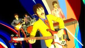 Rock Band the beatles number 2 by mafer3