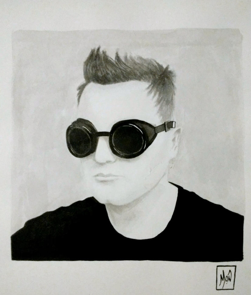 Mark Hoppus by another-reject