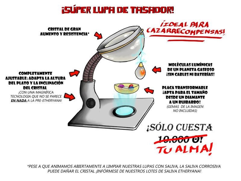 Super lupa de tasador by JeninaValira