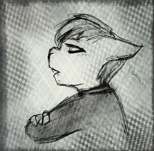 Lost in thought by HTFJessie
