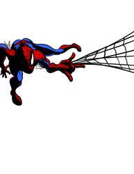Spiderman Figure by Stone-Pi-Comics